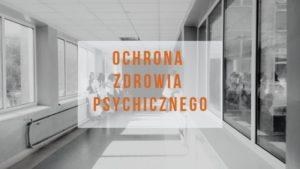 Prawo ochrony zdrowia psychicznego adwokat